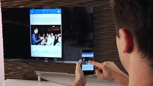 cách kết nối điện thoại với tivi sony qua bluetooth