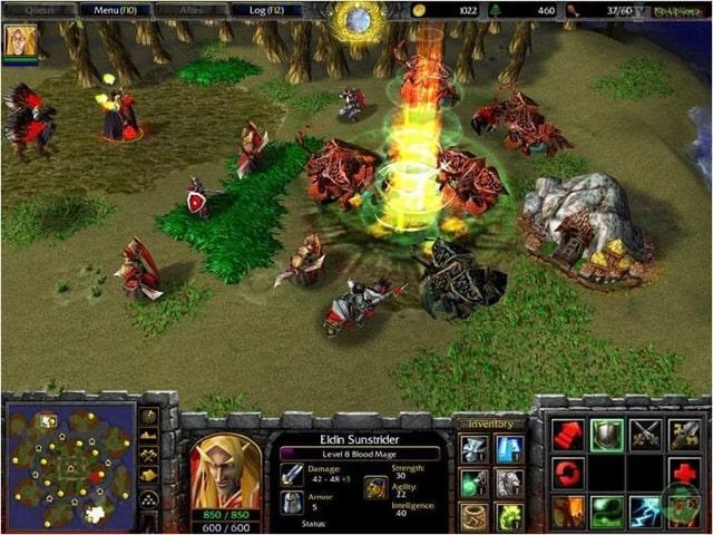 Link Download Warcraft 3 1.23 Full 1 link Duy Nhất
