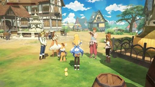 game anime hay cho pc