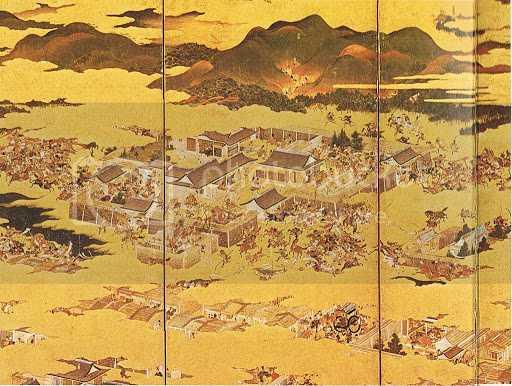 Minamoto yoshitsune đã cùng ai xây dựng đội quân để chiến đấu với taira