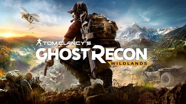 Tom Clancy's Ghost Recon Wildlands Full crack