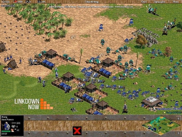 age of empires iii full + 2 bản mở rộng