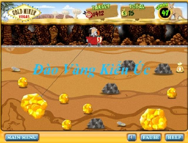 download game đào vàng kiểu úc full crack