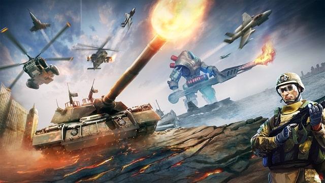 game chiến thuật xây dựng quân đội hay
